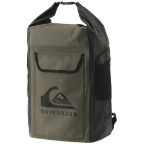 Quiksilver Sea Stash II Backpack Men four leaf clover